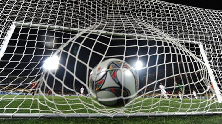 Les filets devraient trembler pour la reprise de la Ligue 2 (PIERRE-PHILIPPE MARCOU / AFP)