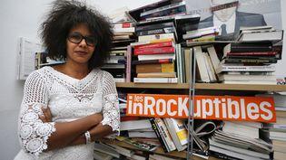 """Licencié par """"Les Inrocks"""", le journaliste David Doucet a obtenu gain de cause devant les prud'hommes. (FRANCOIS GUILLOT / AFP)"""