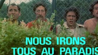 Mort de Claude Brasseur : ils iront tous au paradis (France 3)