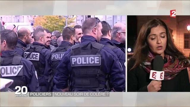 """Colère des policiers : """"Les mesures de l'exécutif pas assez concrètes"""""""
