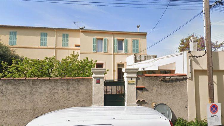 Une soixantaine d'enfants âgés de 3 à 18ans vivent dans le foyer les Mouettes à Marseille (capture écran). (GOOGLE STREET VIEW)