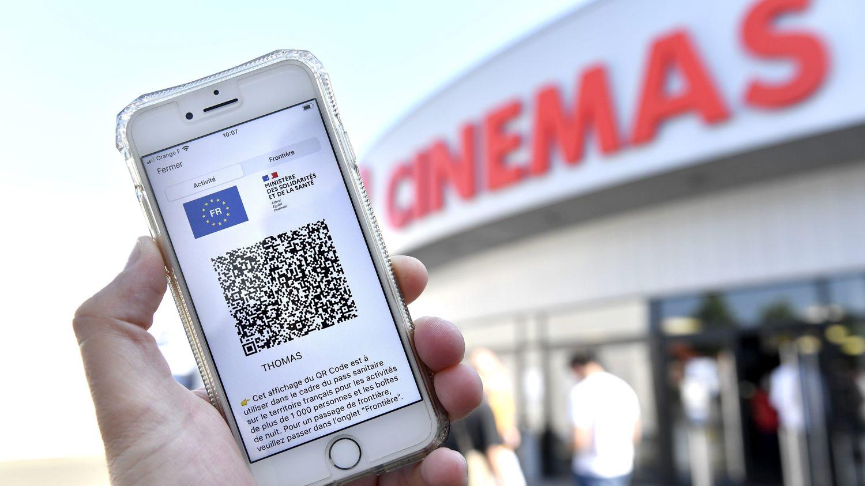 Pass sanitaire : 70% de chute de fréquentation dans les cinémas,