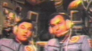 Espace : près de 40 ans de progrès sur la vie des équipages confinés (France 2)