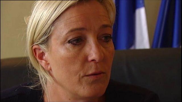 """Complément d'enquête. Le jour où Marine Le Pen a su que """"la politique n'apporte que le malheur"""""""