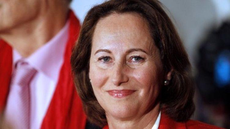 Ségolène Royal a fait son retour mercredi au bureau national du PS (AFP)