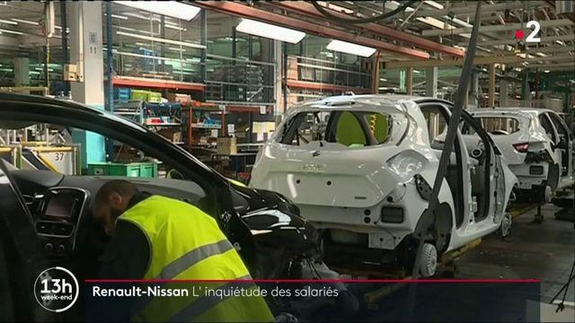 Renault-Nissan : l'inquiétude monte chez les salariés