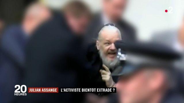 Julian Assange : l'activiste bientôt extradé ?