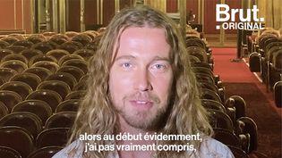 VIDEO. Les moments qui ont changé la vie de Julien Doré (BRUT)