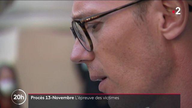 Procès des attentats du 13-Novembre : des victimes témoignent leur appréhension de se retrouver face aux accusés