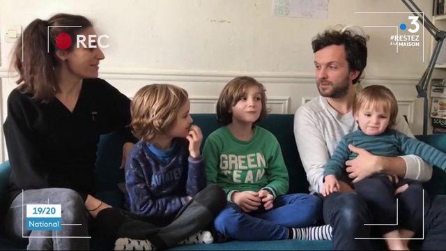 Confinement : témoignage d'une famille parisienne