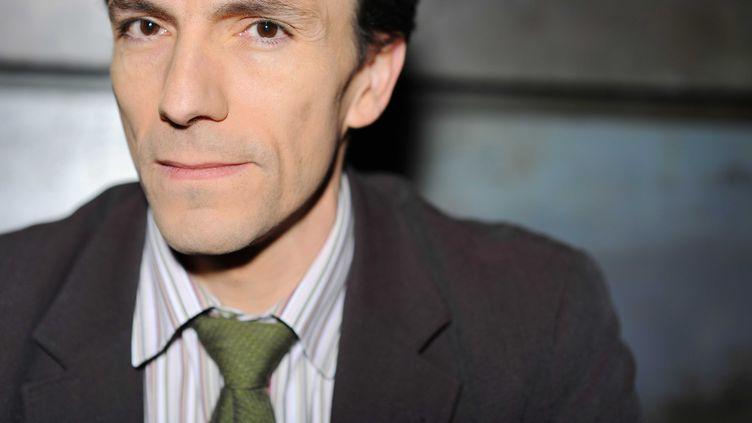 Le juge antiterroriste Marc Trévidic, photographié sur le plateau de France 5 en février 2011. (BALTEL / SIPA)