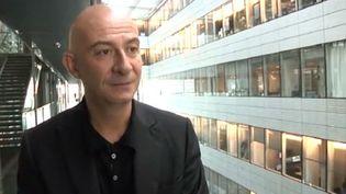 Capture d'écran -François Lenglet,rédacteur en chef du service économie et politique de France 2,jeudi 4 octobre 2012. (FRANCE 2)