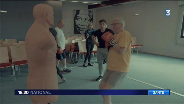 Cancer : de la boxe pour combattre la maladie