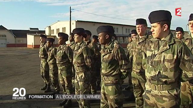 Armée : le service militaire a fait son retour