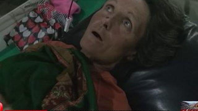 """Séisme au Népal : """"J'ai eu beaucoup de chance"""" raconte une rescapée française"""