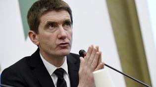 L'ex maire de Seine-Saint-Denis, Séphane Gatignon, à Paris, le 26 mars 2016. (MIGUEL MEDINA / AFP)