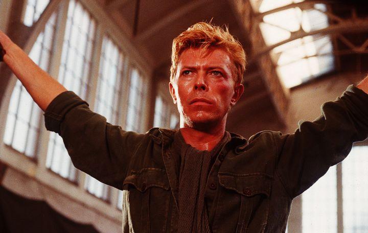 "David Bowie dans ""Furyo"" (""Merry Christmas Mr Lawrence"") de 1983  (Kobal / The Picture Desk)"