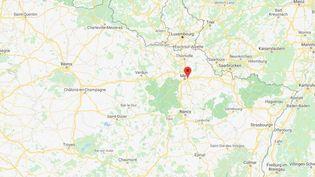 Un homme a tiré sur sa compagne après lui avoir administré des coups de couteau dans le quartier de Borny, à Metz (Moselle). (GOOGLE MAPS)