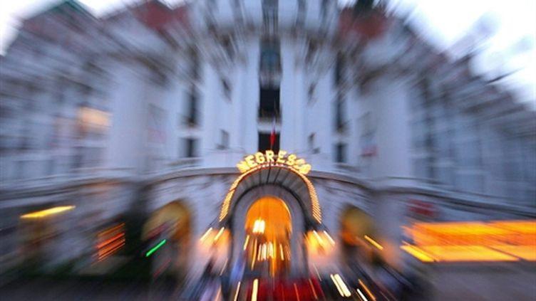 Vision floue d'un hôtel de luxe (AFP Stéphane Danna)