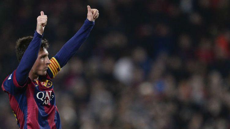 Lionel Messi (Barcelone-Elche)