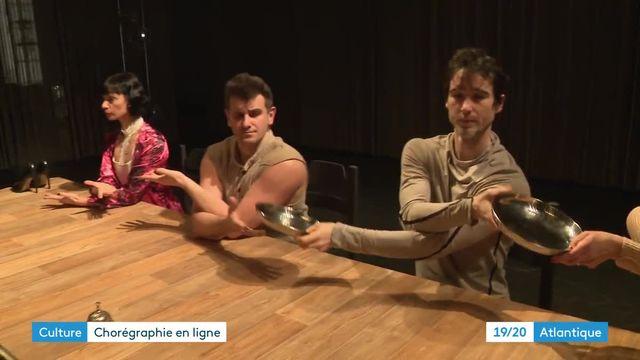 Entre cirque et danse, le beau spectacle de la compagnie franco-brésilienne Sôlta est à voir en live vidéo