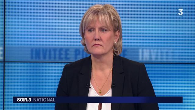 Syrie : Nadine Morano dénonce l'intervention tardive de la France