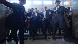 Al Pacino et Robert De Niro dansThe Irishman de Martin Scorsese. (NETFLIX)