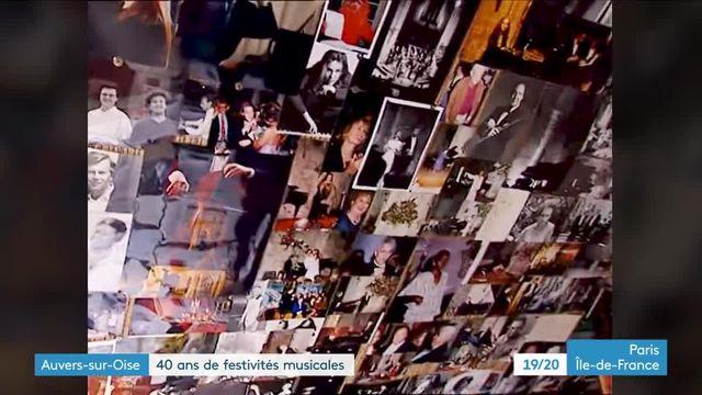 Le festival d'Auvers-sur-Oise a 40 ans