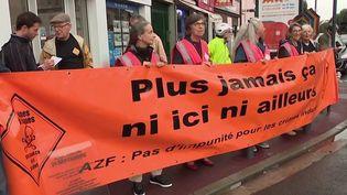 Explosion de l'usine AZF : les cérémonies de la discorde (France 3)