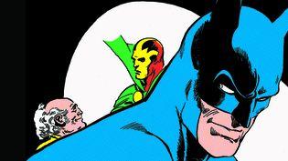 Batman par Jim Aparo  (Jim-Aparo 1992-1993-2014-2016-DC-COMICS - 2018 URBAN-COMICS pour la version française)