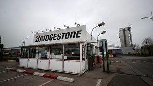 Sur le site de Bridgeston, à Béthune (Nord), le 30 novembre 2021. (MAXPPP)