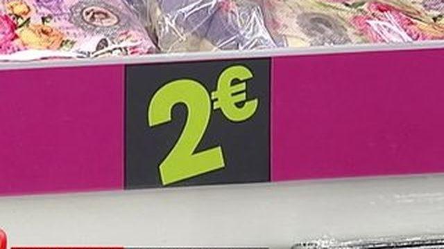 Les magasins à prix cassés ont le vent en poupe