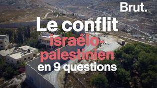 VIDEO. Le conflit israélo-palestinien en 9 questions (BRUT)