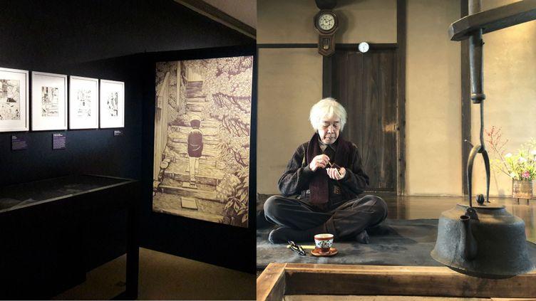 Yoshiharu Tsuge (© LAETITIA DE GERMON / STEPHANE BEAUJEAN)