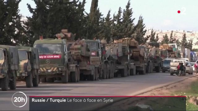 Syrie : terrain d'un affrontement Russie/Turquie