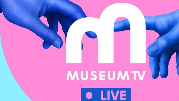 "Logo de ""Museum TV"" (CAPTURE D'ECRAN MUSEUM TV)"