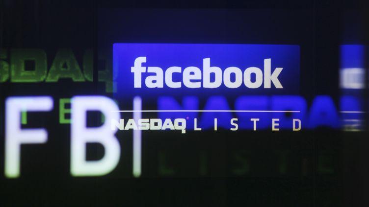 Facebook est entré au Nasdaq, le vendredi 18 mai 2012. (SHANNON STAPLETON / REUTERS)
