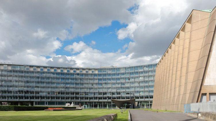 Le siège de l'Unesco à paris  (Manuel Cohen / MCOHEN)