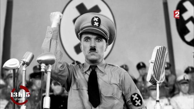 """VIDEO. """"13h15"""". Charlie Chaplin : """"Plus qu'un clown, il est un humaniste, un pacifiste"""""""