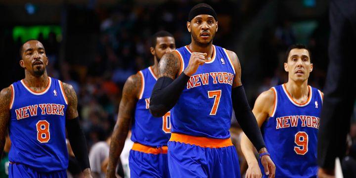 Carmelo Anthony et les Knicks vont-ils vraiment mieux ?