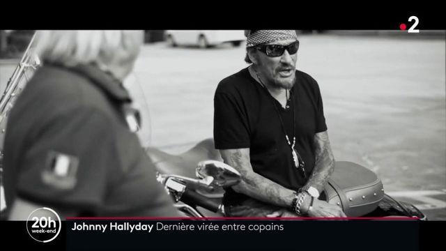 Johnny Hallyday : le film de son dernier road-trip aux États-Unis