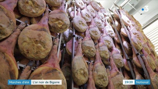 Hautes-Pyrénées : le jambon noir de Bigorre, un produit de luxe qui revient de loin
