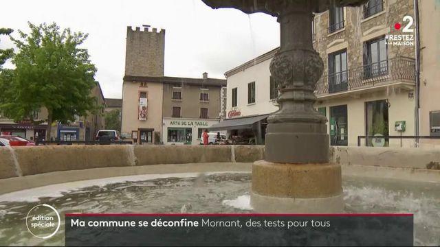 Ma commune se déconfine : comment se prépare Mornant, dans le Rhône ?