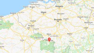Le jeunepédocriminel arrêté à Valenciennes résidait à Maubeuge. (GOOGLE MAPS)