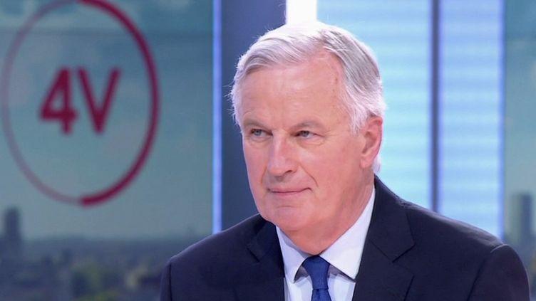 """Covid-19: Pour Michel Barnier, """"il faut tirer des leçons de la gestion de la crise sanitaire, pas en donner"""" (FRANCE 2)"""