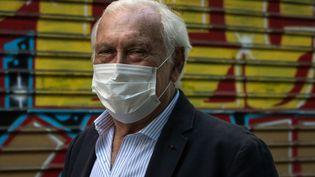 Jean-Francois Delfraissy, le 26 avril 2020. (JOEL SAGET / AFP)