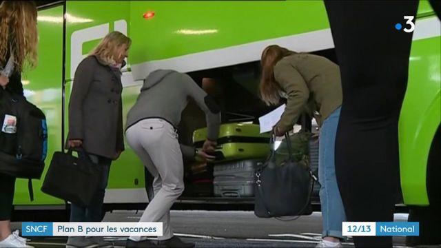 Grève à la SNCF : les usagers s'adaptent pour partir en vacances