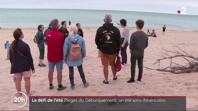 Plages du débarquement : un été sans Américains