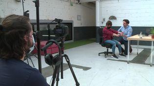 Des tutoriels vidéos spécialement conçus pour aider les télétravailleurs. (CAPTURE D'ÉCRAN FRANCE 3)