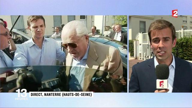 Front national : Jean-Marie Le Pen interdit d'accès au bureau politique du parti